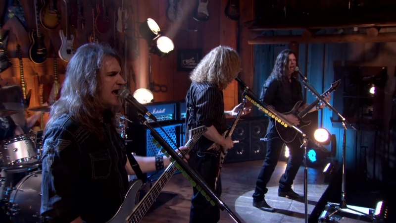 Megadeth Angry Again Guitar Center Sessions