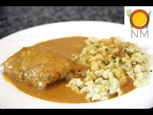 ЧИРКЕ ПАПРИКАШ классика венгерской кухни Восхитительное блюдо способное покорить сердце любого