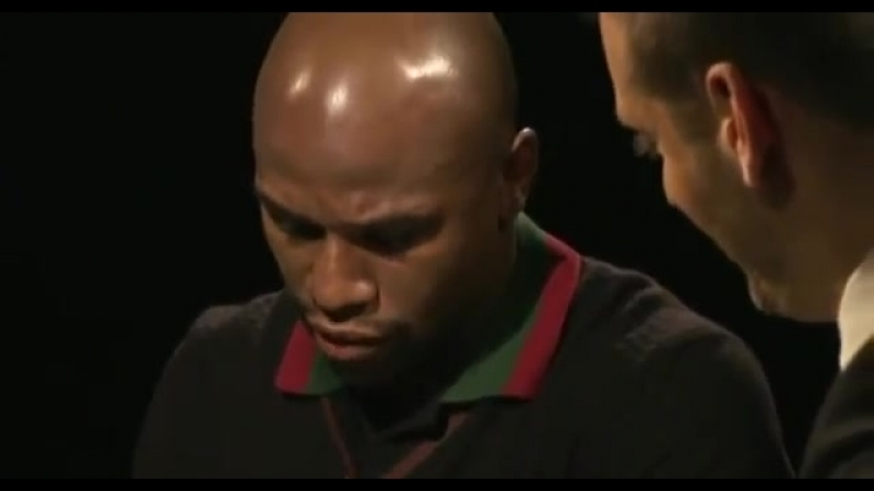 Mayweather-Cotto Face off