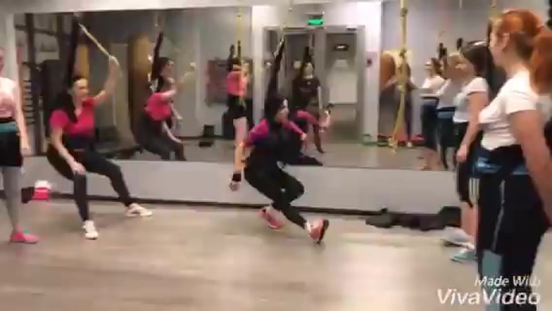 Bungee Fitness in COCS Fitness Club