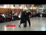 Nito y Elba Tango en La Baldosa feb 2010