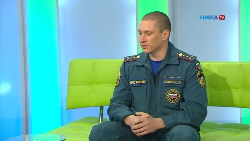 Дмитрий Соколов о мерах пожарной безопасности в сельской местности