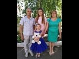 Наш первый выпускной)) моя девочка во всей красе!