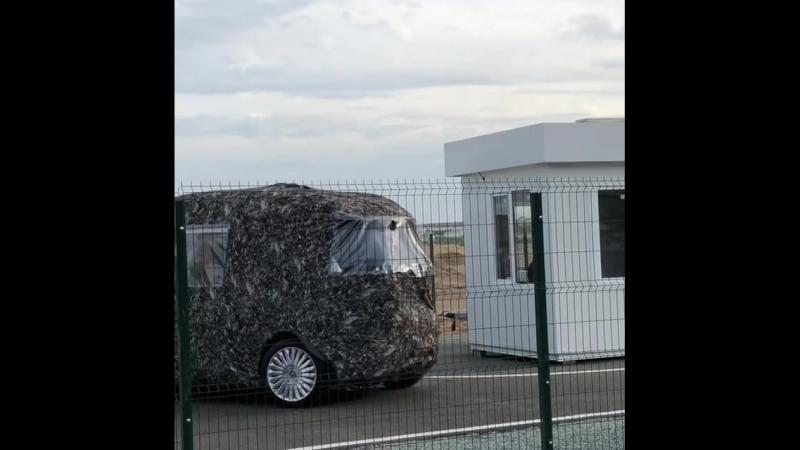 Как будет ездить беспилотный автобус по улице Сибгата Хакима