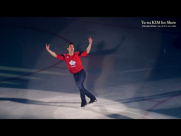 Patrick CHAN | ExGala 04 | 2018-05-20 All That Skate 2018