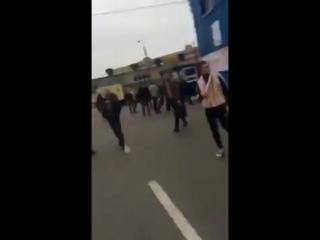 Русские против дагестанцев