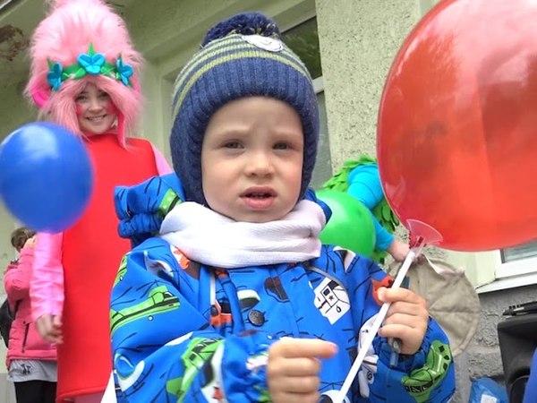 ДГБ присоединилась к празднованию Дня защиты детей.