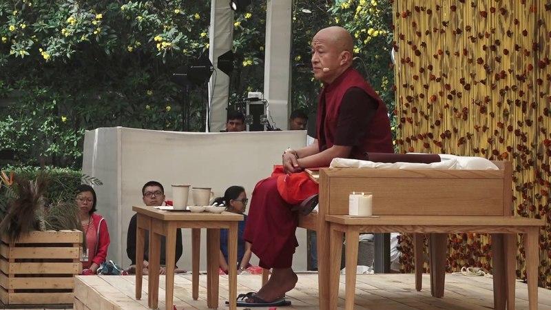 Vimalakīrti Sūtra | Teaching by Dzongsar Khyentse Rinpoche — Part 1 | 16th March, 2018 | New Delhi