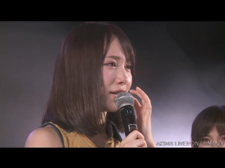 AKB48 171021 T44 LIVE 1800 [Takahashi Juri Birthday] Part.02