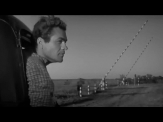 «Алёшкина любовь» (1960) - мелодрама, реж. Семён Туманов, Георгий Щукин