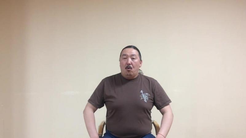 Andrey Mongush №2. Khoomei in Tuvan tales
