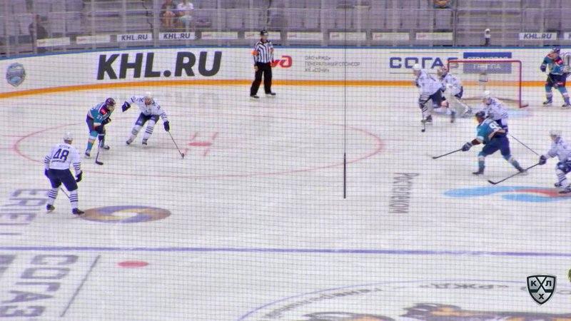 Моменты из матчей КХЛ сезона 17/18 • ХК Сочи - Адмирал. Лучшие моменты матча 28.08