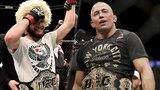 Хабиб о своем следующем сопернике, Сен-Пьер о возвращении в октагон, планы UFC на Россию