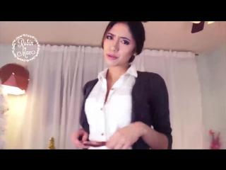 Robin mae - secretary (sex, amateur, teen, webcam, masturbation, dildo, fap)(natural girls porno)_1