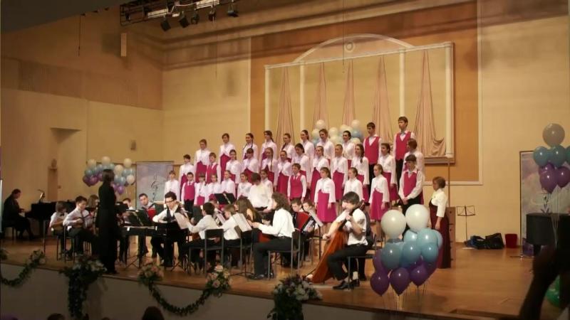Юбил Концерт 15лет хор «Камертон» (22 мар 2014)