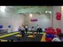 Соревнования по кикбоксингу в клубе Авиатор 17 марта 2018г.