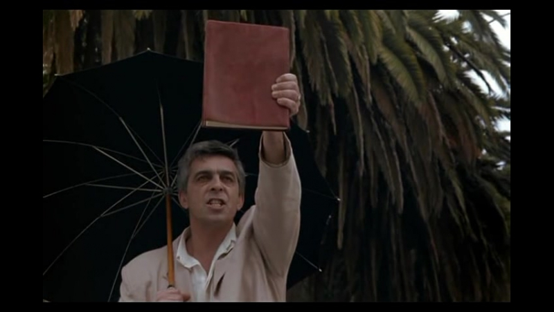 Мануэл ди Оливейра - Божественная комедия \ Manoel de Oliveira - A Divina Comédia (1991,Португалия,Франция,Швейцария)