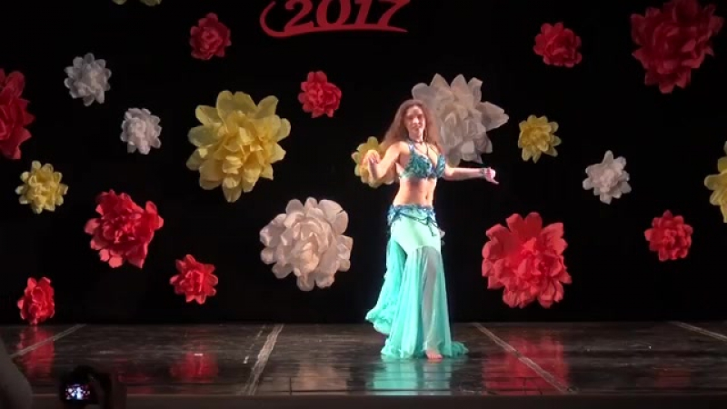 Daliya Dance Studio - Nika Gordienko 1 st place DRUM SOLO at the Goddess of the 14051