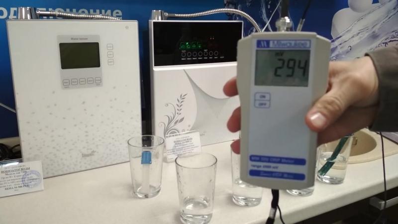 ОВП воды, важное свойство для здоровья.