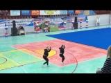 Чемпионат Таганрога и РО 2018 - Гранд ДГТУ - чир хип хоп двойка