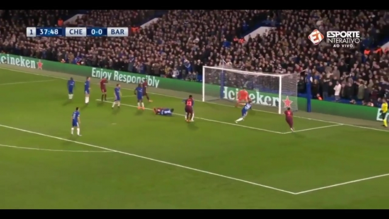 Chelsea 1 - 1 Barcelona (HD) Goals And Highlight 20-02-2018.mp4