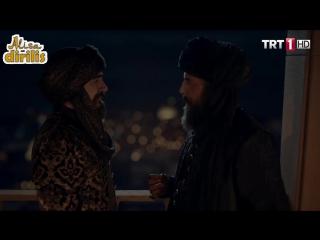 Аль-Азиз и Шахабетин Возрождение Эртугрул 16 серия