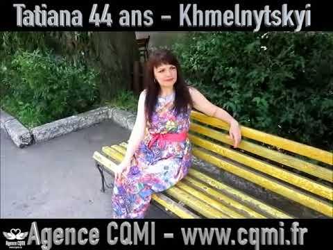 Tatiana 44 ans - Agence Matrimoniale de Khmelnytskyi