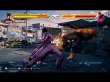 Tekken 7 - Кадзуя CH Df/+2 PEWGF Комбо