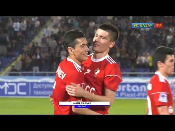 Super league-2018. MD-4. Nasaf - Metallurg