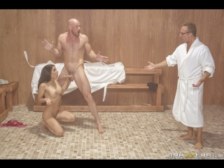 Brazzers - Real Wife Stories - Tia's Sneaky Steam / Tia Cyrus, Johnny Sins