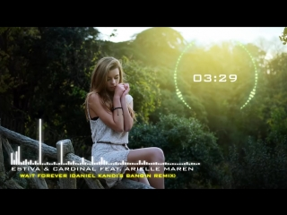 Estiva & Cardinal feat. Arielle Maren - Wait Forever (Daniel Kandi's Bangin Remix)