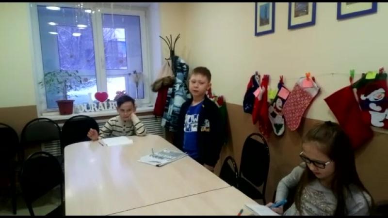 Children 5 (Дуванский бульвар) - пересказ мультфильма