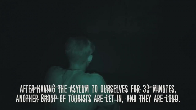 HEARING DEAD CHILDREN SPEAK IN THE MOST HAUNTED ASYLUM IN COSTA RICA - The Paran