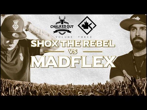 KOTD x CO - Shox The Rebel vs Madflex | COVol3