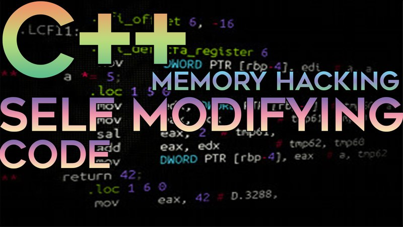 C/C Memory Hacking — Self Modifying Code | Encrypt Memory At Runtime