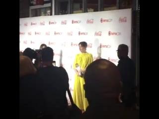 Дакота Джонсон (премия «CinemaCon Big Screen Achievement Awards»/Лас