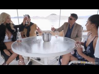 Bridgette B (Rich Fucks: Part 4)[2018, Double Penetration (DP), Anal, Threesome, Athletic, Big Ass, Big Tits, Latina, 1080p]