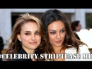 Celebrity Striptease Mix (Natalie Mila in Save the world tonight Best Beauties Magazine edit)