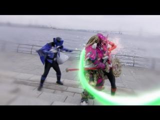 Thief Sentai Lupinranger VS Police Sentai Patranger - 17 (RAW)