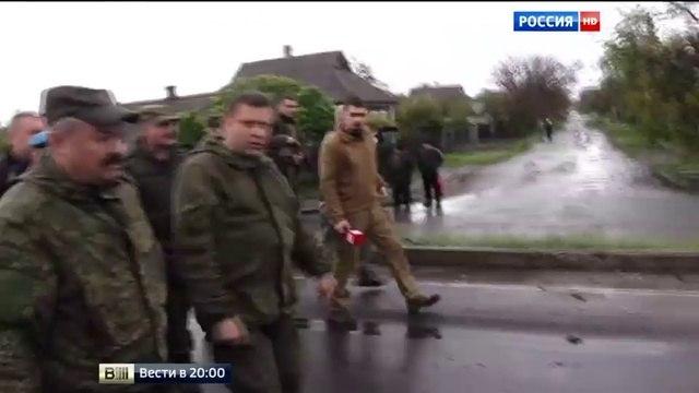 Вести 20:00 • Спецслужбы ДНР предотвратили покушение на Александра Захарченко