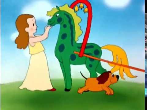 Огуречная лошадка Мультфильм советский для детей смотреть онлайн