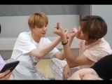 luwoo flirting &amp dancing to best part by daniel caeser