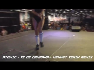 Atomic - Te De Campana - Mehmet Tekin Rmx - Hit Music - 🔥🔥🔥🔥.mp4