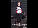 [직캠] 171014 한국 베트남수교 25주년 기념 우정슈퍼쇼 - 리허설 레드벨벳 슬기 ( 빨간맛 )