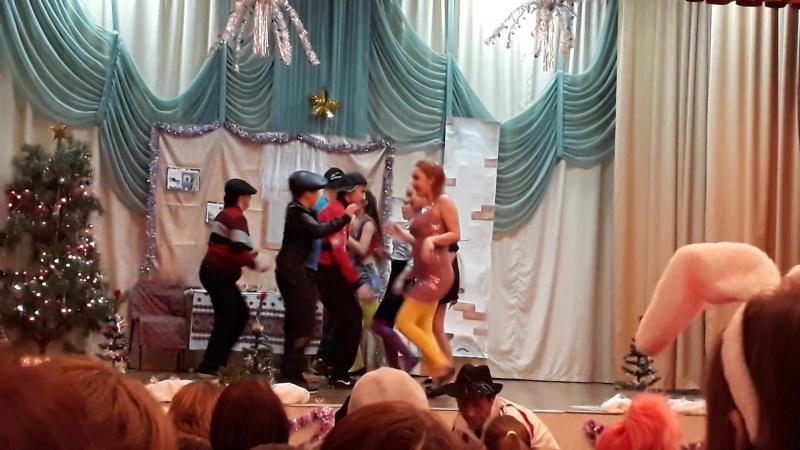 Восьмидесятые танец