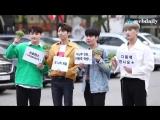 VROMANCE at Music Bank (WD영상 180413)