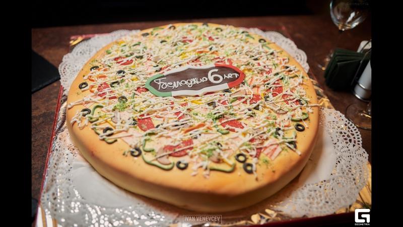 День рождения ресторана итальянской кухни Белладжио