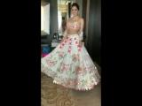 Because a pretty outfit need a twirl!! - @Advani_Kiara - BharatAneNenuOnApril20th BharatAneNenu KiaraAdvani