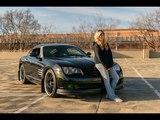 Car of the month #2 2004 Chrysler Crossfire Kate Gordon