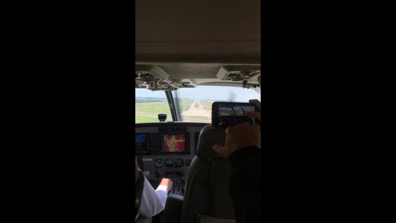Plane Ride MEM - DFW